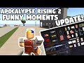 APOCALYPSE RISING 2 POWER PLANT TAKEOVER FUNNY MOMENTS mp3