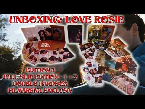 Unboxing - Love Rosie - Full Slip - Edition #3 - Double Hardbox - Filmarena exklusiv