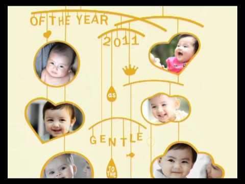 MV แรกรัก (Vote campaign Johnson's baby contest 2011)