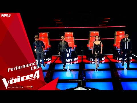 The Voice Thailand - โชว์โค้ช - ต้องดีกว่าเก่า - 6 Sep 2015