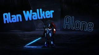 """Трансформеры: Прайм """"Alan Walker - Alone"""" Один."""