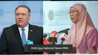 Rohingya National News 7 January 2019