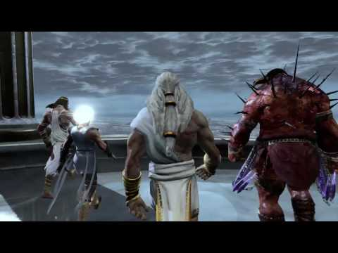 God of War 3 - Starting Block Part 1/2 - PS3