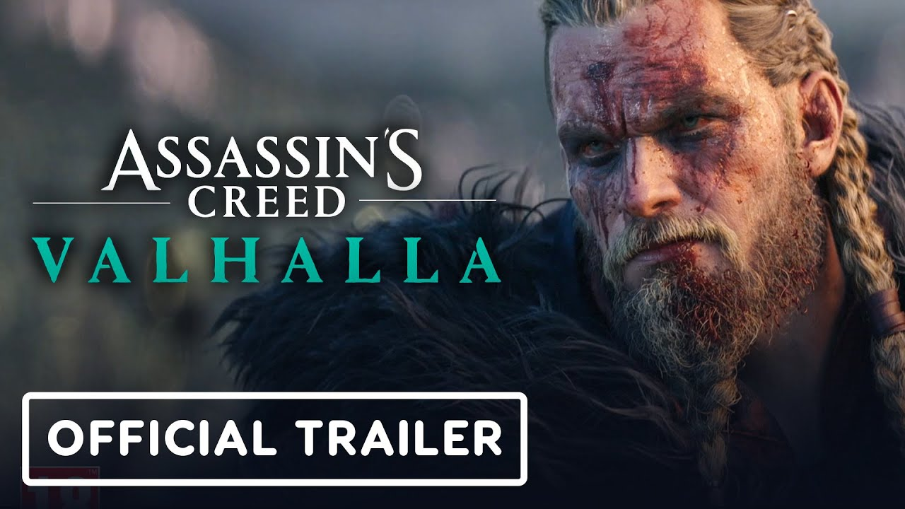 Assassin S Creed Valhalla Official Trailer Youtube
