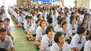 พ้อใหม่ลืมเก่า *-* กิจกรรมวันไหว้ครู โรงเรียนพานทอง จังหวัด ชลบุรี