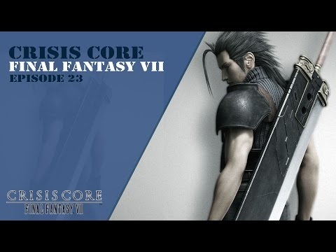 Crisis Core: Final Fantasy VII - Episode 23 - Back to Banora