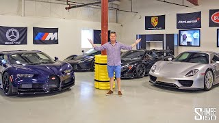 HYPERCAR HEAVEN! A Dream Car Collection in the USA