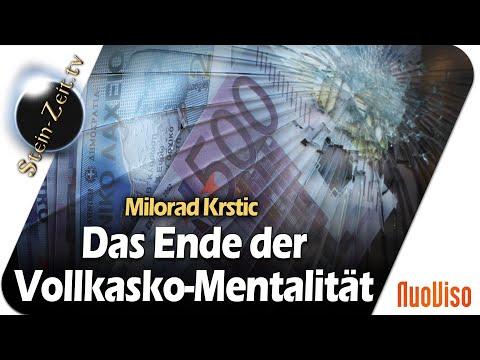 Am Ende der Vollkasko-Mentalität - Milorad Krstic bei SteinZeit