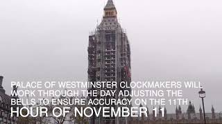 Big Ben chimes again for the first time in months: Watch
