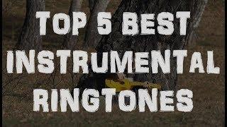 TOP 5 BEST INSTRUMENTAL RINGTONES | S2 | RIGOTONES