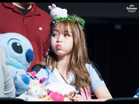 TWICE (트와이스) Jihyo 지효 Aegyo Compilation (Part 2)