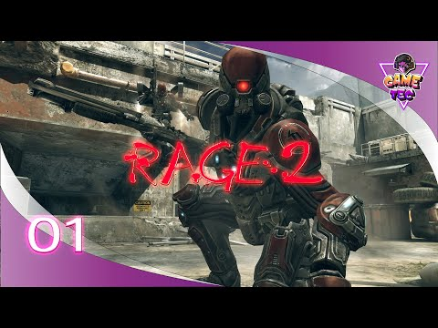 Rage 2 DELUXE EDITION gamplay 1080p60fps PART 1 |