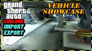 """GTA Online: Import/Export DLC - Vehicle ShowCase """"ALL NEW VEHICLES & COST"""""""