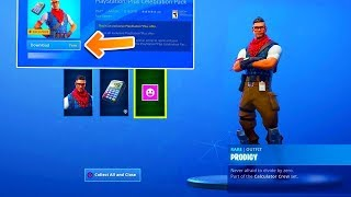 HOW TO GET THE FREE CHRISTMAS SKIN-EXCLUSIVE COSTUME AND ACCESSORY (RUN DOWNLOAD)-FORTNITE