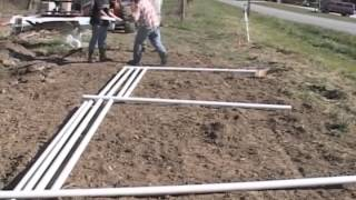 440 Fence Installation Instructions - Part 4 Layout