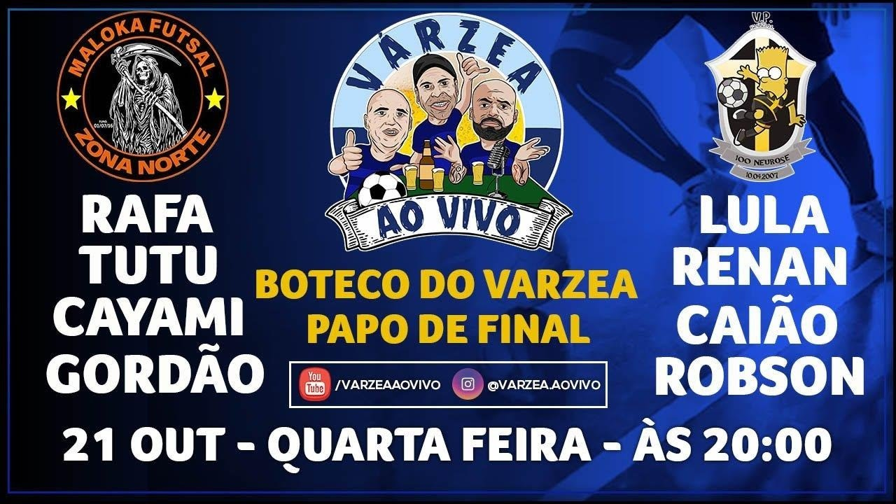 Boteco do Varzea - Final Copa Imirim 2020