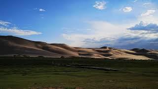 Khongor Sand Dunes