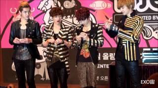 [FANCAM][HD]20120817 EXO SMTOW…