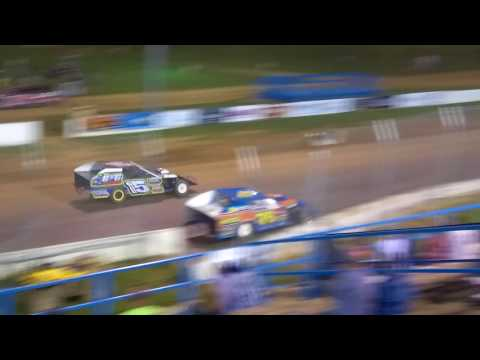 Dirt mods 20 lap feature race at Florence speedway 7/29/17