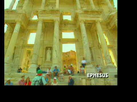 Cradle Of Civilizations 1 Troy,Assos,Pergamum,Ephesus,Didyma.....