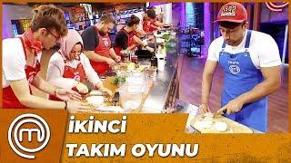 İkinci Dokunulmazlık Oyunu   MasterChef Türkiye 15.Bölüm