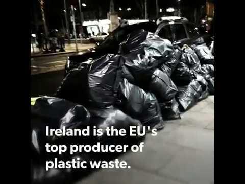 Hazardous waste production in Ireland
