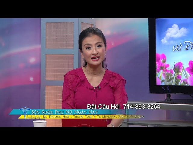 SUC KHOE PHU NU NGAY NAY BS TRUONG HIEP 2019 06 20 PART 2 4 CAO HUYET AP KHI PHU NU MANG THAI THANH