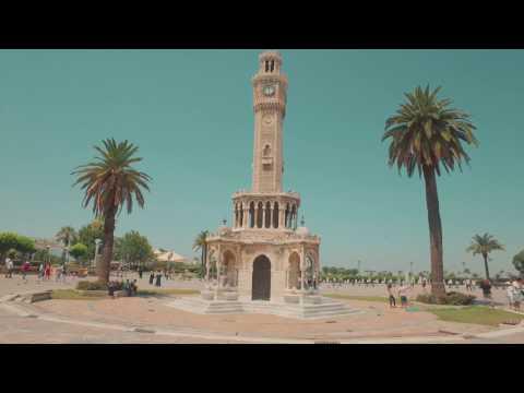 4K Travel Turkey Italy Venice Antalya Izmir
