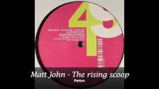 Matt John - The rising scope