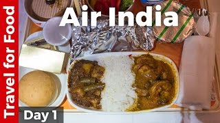 bangkok to mumbai on air india food review