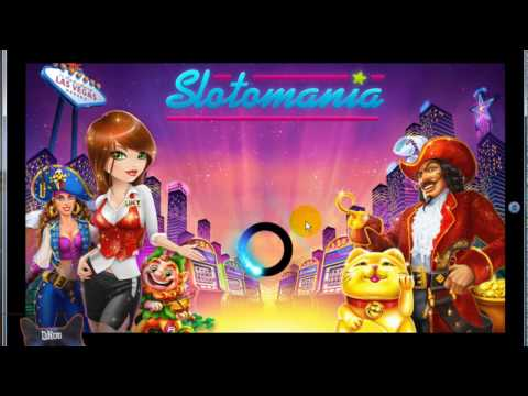 Tutorial on getting Slotomania Sloto Cards for free