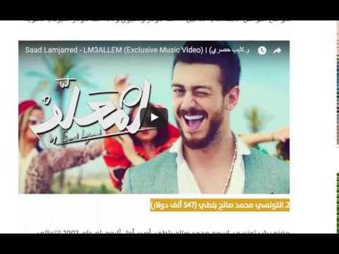 شاهد | Balti يجني أرباحا طائلة من يوتوب و مغاربة في المرتبة الأولى