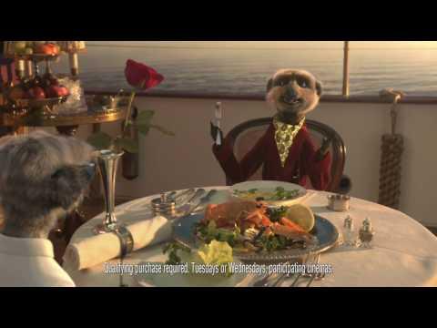 "Heimlich 40"" | MEERKAT MOVIES | Compare the Market"