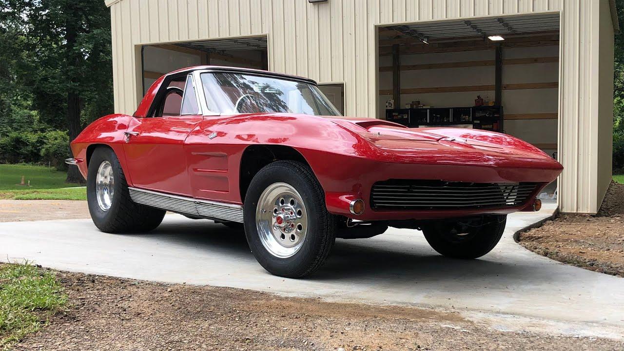 1963 Corvette Pro Street Build - Episode 1