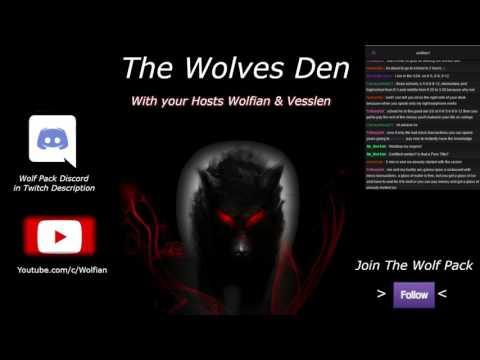 The Wolves Den #1  - Principle & My Knife + The Camel Story