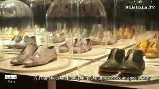 видео Обувь Fratelli Rossetti