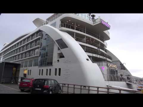 英屬直布羅陀 方舟飯店 Yacht Hotel Gibraltar