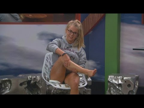 Big Brother - Nicole Imitates Brittany - Live Feed Highlight