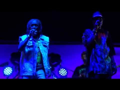 The Wailing Souls One Love One Heart Reggae Festival August 29 2014 whole show