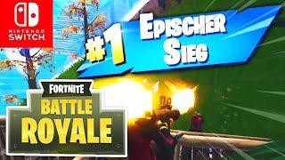 ERSTER EPISCHER SIEG in Season 5! | Fortnite Battle Royale Nintendo Switch