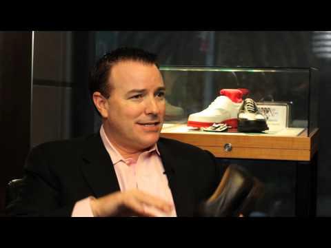 Part 3 : Talking Gravati Mens Shoes With Bob Fitzgerald