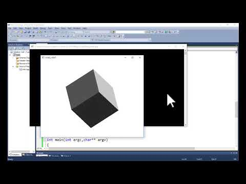 opengl-tutorial-for-beginners-for-local-illumination-model-for-solid-cube