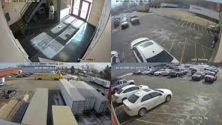 Aurora Police Release Surveillance Video of Henry Pratt Mass Shooting || GoViral