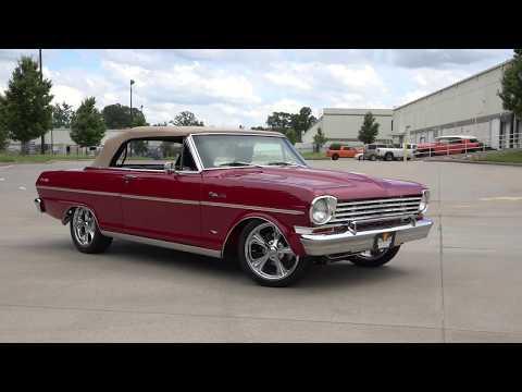 135996 / 1963 Chevrolet Chevy II Nova