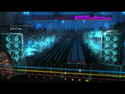 Evanescence - My Immortal (Rocksmith 2014 Bass)