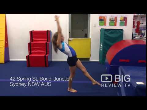Fitness   East Gymnastics   Bondi Junction   NSW   Big Review TV   Bronze
