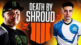 I GOT KILLED BY SHROUD!! (ft. fl0m, Actionjaxon & Trevor May)   Blackout Battle Royale Highlights #4