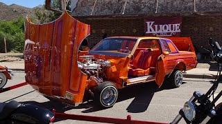 1985 Buick Regal Lowrider with AMAZING Paint & Engine Sound on My Car Story with Lou Costabile