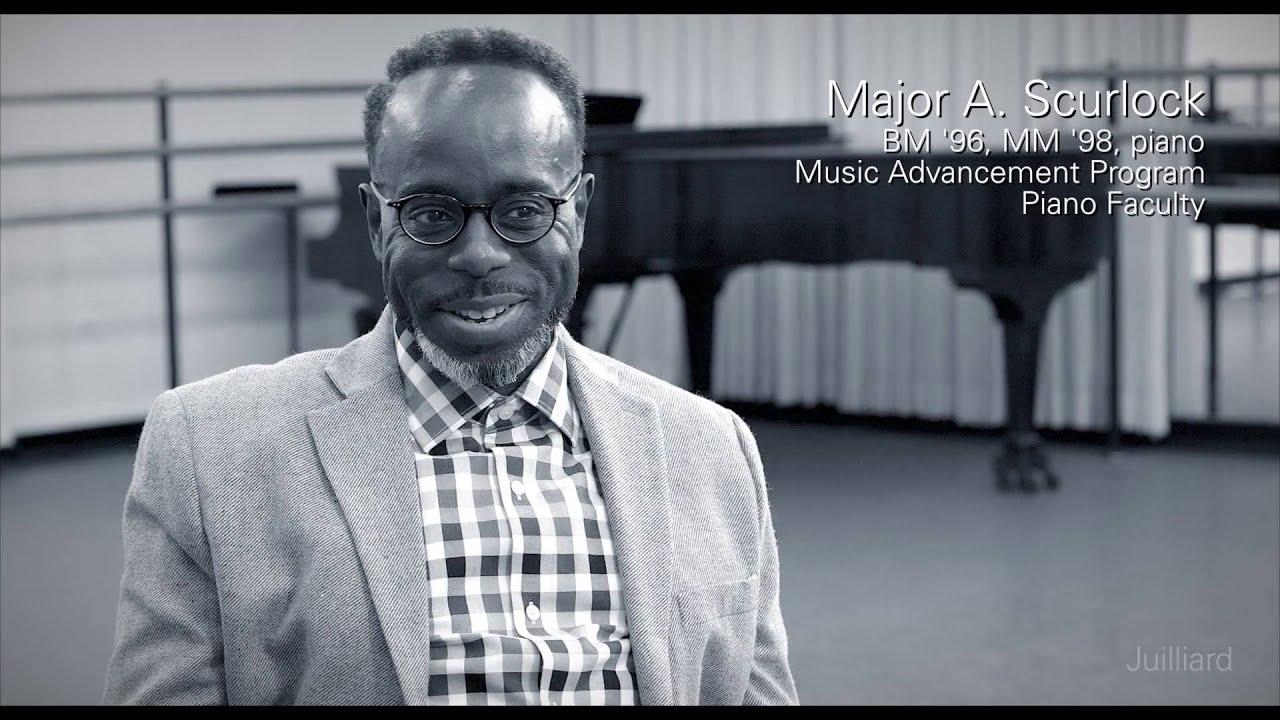 Major Scurlock on the Music Advancement Program | Juilliard Snapshot