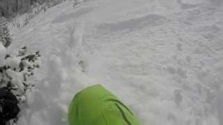 Lovers Leap - Vail 2/27/2015